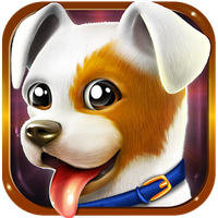 Lovely Pets Dog Town 아이콘