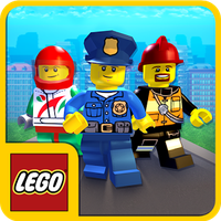 Icône apk LEGO® City My City