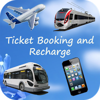 Ticket Booking and Recharge apk icon