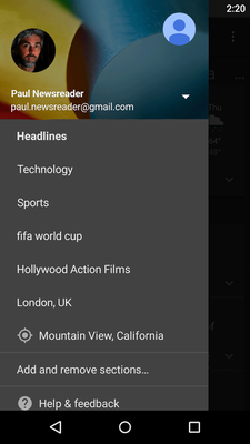 Download Google News Weather 348 182006750 Free Apk Android