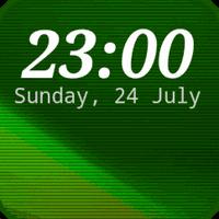 Ícone do DIGI Clock Widget