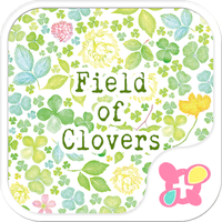 Icono de wallpaper-Field of Clovers