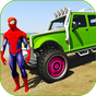 Superheroes Buggy Car Stunts 3d  APK