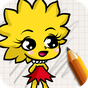 Learn To Draw Simpsons Family 1.0 APK