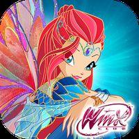 Biểu tượng apk Winx Bloomix Quest