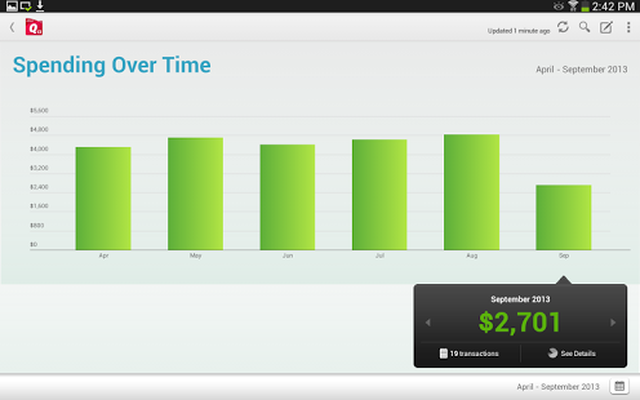 Download Quicken 2013 Money Management 1 3 free APK Android