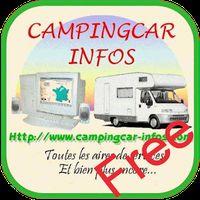 Icône apk Aires Campingcar-Infos Free