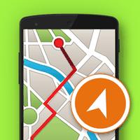 Ícone do apk GPS Navigation Free Advice