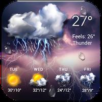 Icoană Weather Radar Alert & Local Weather Forecast