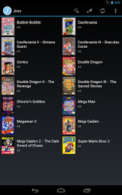 Jnes (NES Emulator) Android - Free Download Jnes (NES Emulator) App