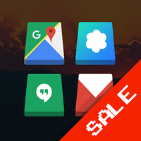 Icon Pack - 3D shaped Icons Simgesi