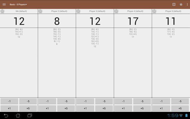 Image 1 of MTG Tracker Free