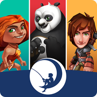 Ícone do apk DreamWorks Universe of Legends