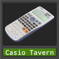 Ícone do apk Casio calculator scientific fx 570 991es plus free