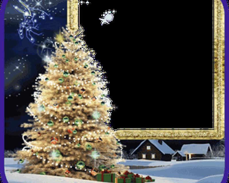 Weihnachten und Neujahr Rahmen App Android - Kostenloser Download ...