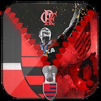 Ícone do apk Flamengo Tela de bloqueio de zíper