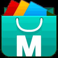 Ikon apk Mobi Market - App Store v5.2