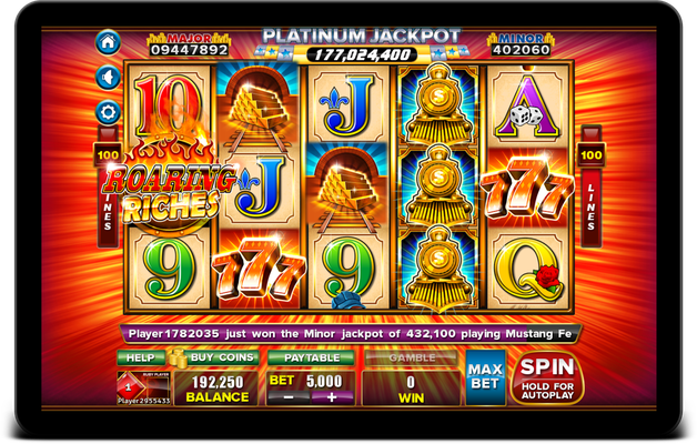 Paradise casino slots online virtual casino