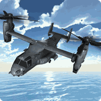 V22 Osprey Flight Simulator Simgesi