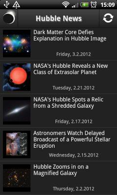 Hubble Space Center Image 6