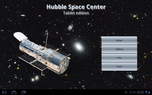 Hubble Space Center Image 4