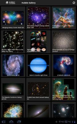 Hubble Space Center Image 2