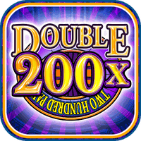 Double 200x Slot Machine Simgesi