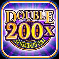 Double 200x Slot Machine Simgesi