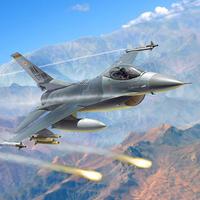 Icono de Jet Plane Fighter City 3D