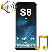 Icône de Sonneries pour Galaxy S8
