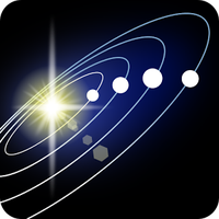 Solar Walk: Planets System and Satellites Explorer icon