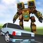 Robot Racer  Battle on Highway 2