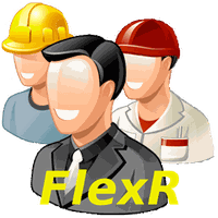 FlexR (PloegenDienst agenda) icon