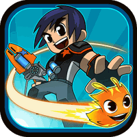 Ikona apk Slugterra: Slug it Out!