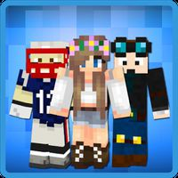 Skins for Minecraft apk icon