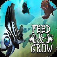 Feed And Grow Fish Simulator의 apk 아이콘