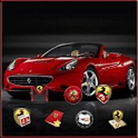 Ícone do apk Ferrari Car Theme