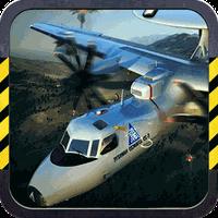 3D Ordu uçağı uçuş simülatörü APK Simgesi