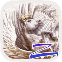 Pegasus Theme - ZERO launcher icon