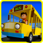 Wheels On The Bus Nursery Rhyme & Song For Toddler 1.5