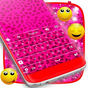 Pink Cheetah Keyboard 1.224.1.81