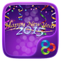 Happy New Year Launcher Theme v1.0