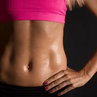 Damas 30 Día abdomen apriete apk icono