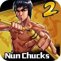 Ícone do Street Fighting 2: Master of Kung Fu