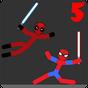 Stickman Warriors 4 - Heros Wars Battel  APK