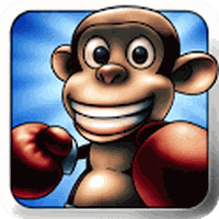 Ikon Monkey Boxing