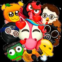 Ícone do Emoji Maker: Émoticônes Smileys & Stickers