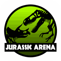 Jurassic Arena: Dinosaur Fight Simgesi
