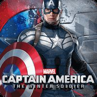 Captain America: TWS Live WP apk icon