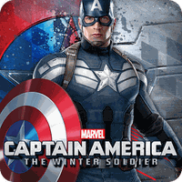 Captain America: TWS Live WP APK Icon